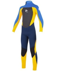 Ripcurl WSM Blue Wetsuit