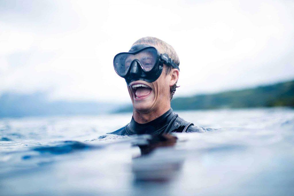 Santa Barbara Surf Lesson Instructor Nathan