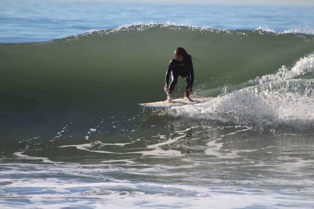 ally james surf instructor image