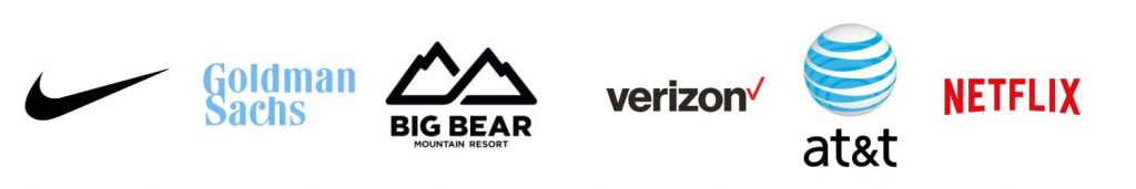 Company logos for group surf lesson image