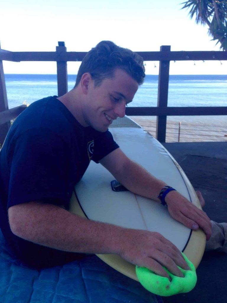 John Surf Instructor image