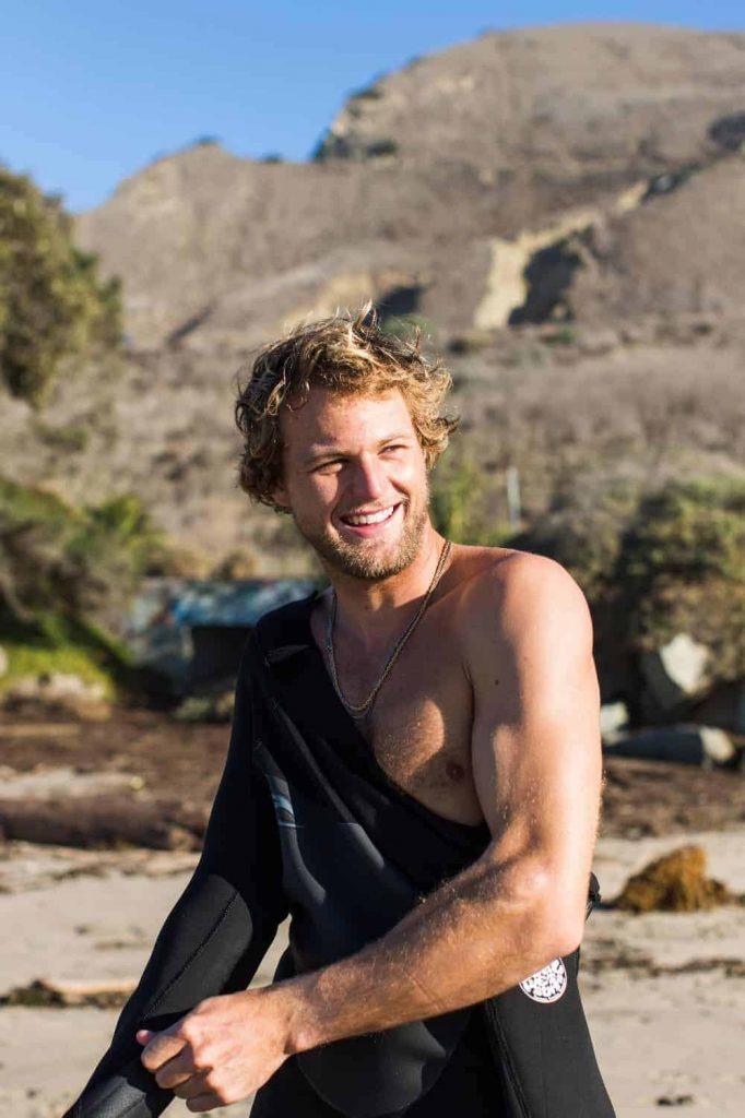 Brody Weiss - Santa Barbara Surf School