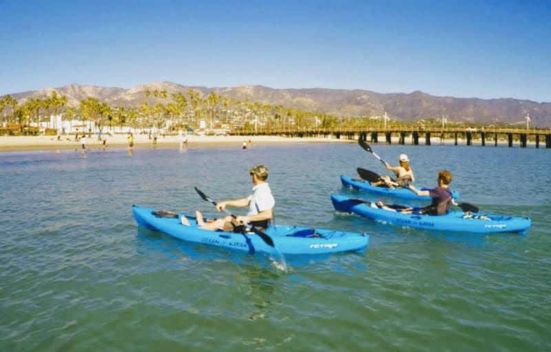 private and group kayak tours