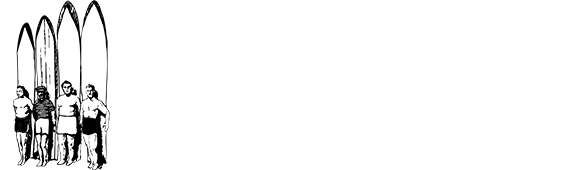 Santa Barbara Surf School logo full transparent